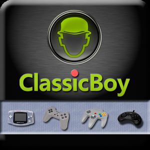 ClassicBoy Logo