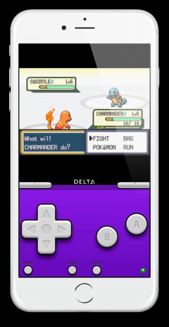 Delta Screenshots 2