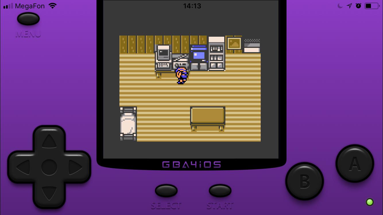 GBA4iOS Screenshots 2