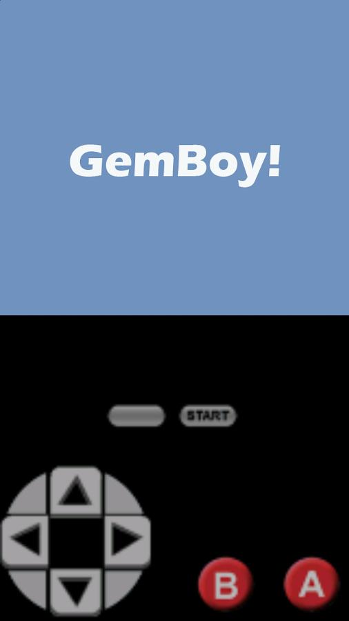 GemBoy! GBC Emulator Screenshots 2