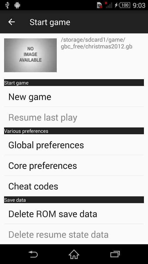 Matsu PSX Emulator – Multi Emu Screenshots 4