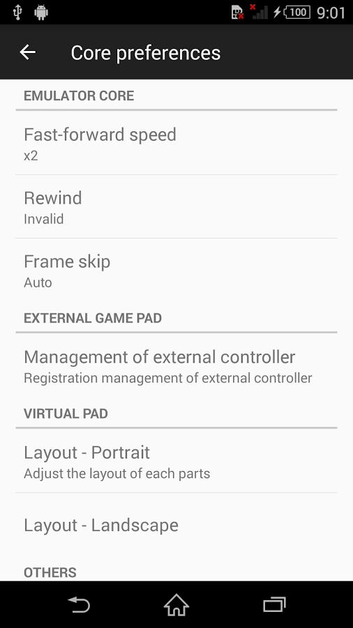 Matsu PSX Emulator – Multi Emu Screenshots 5