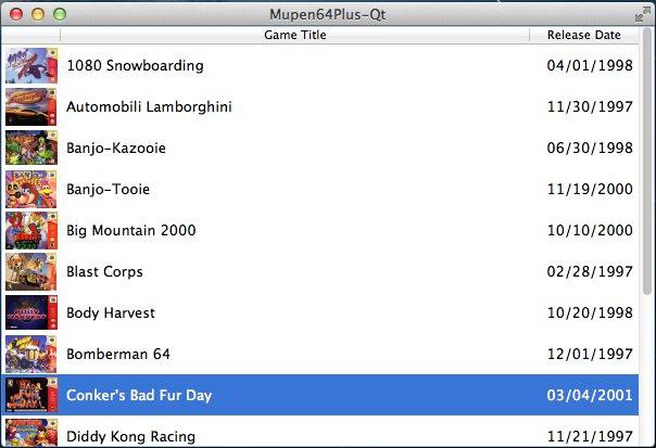 mupen64plus Screenshots 2