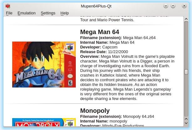 mupen64plus Screenshots 3