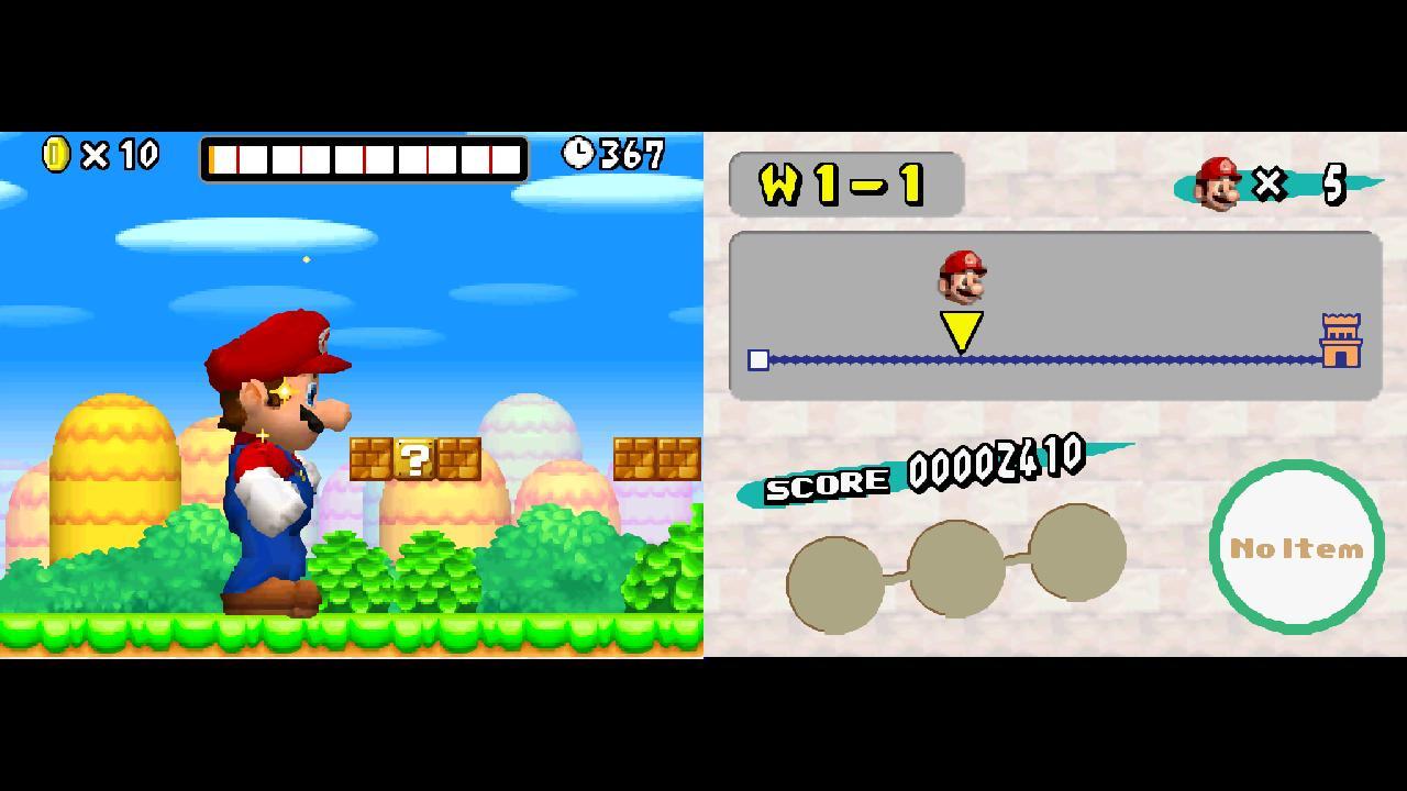 nds4droid Screenshots 1
