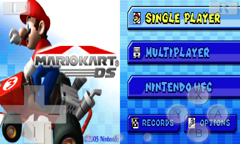 Pretendo NDS Emulator Screenshots 1
