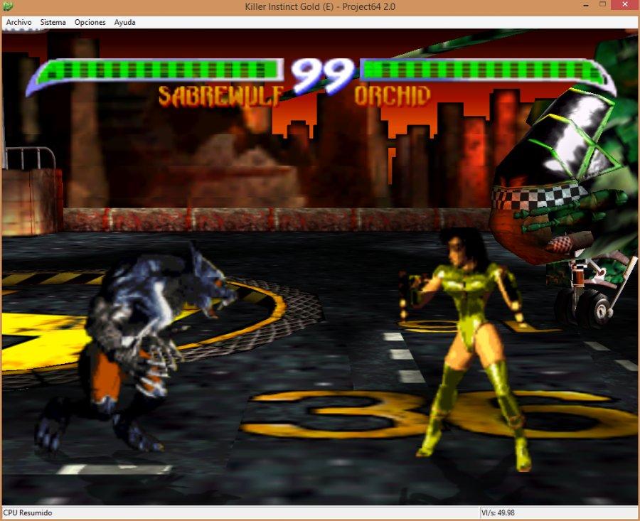 Project64 Screenshots 3