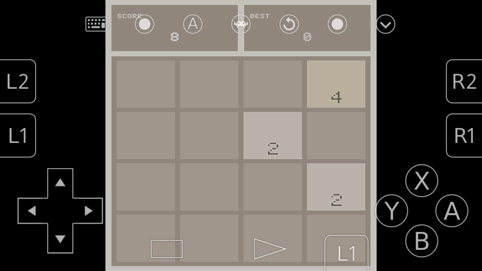 RetroArch Screenshots 1