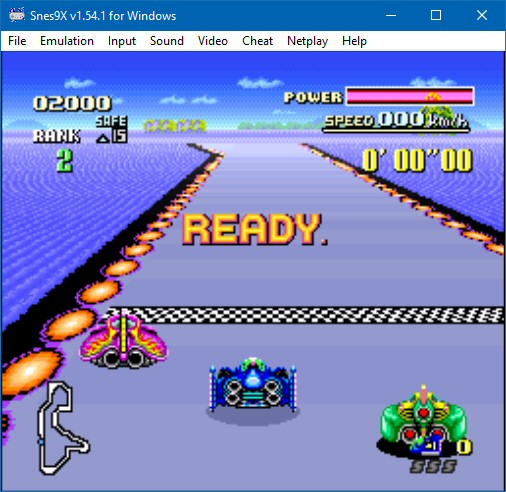 Snes9x Screenshots 1