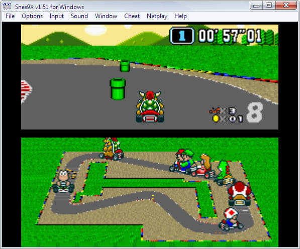 Snes9x Screenshots 2