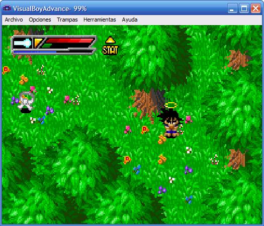 Visual Boy Advance Screenshots 3
