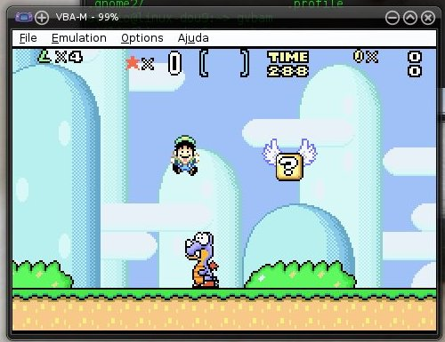 Visual Boy Advance Screenshots 4