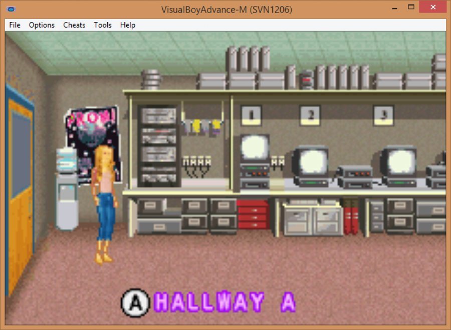 Visual Boy Advance Screenshots 5